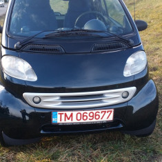 Smart fortwo, An Fabricatie: 2000, Motorina/Diesel, 230000 km, 800 cmc