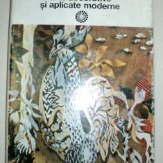 MICA ENCICLOPEDIE DE ARHITECTURA, ARTE DECORATIVE SI APLICATII MODERNE - PAUL CONSTANTIN 1977 - Carte Arhitectura
