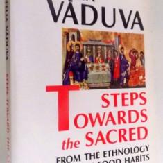STEPS TOWARDS THE SACRED by OFELIA VADUVA , 1999