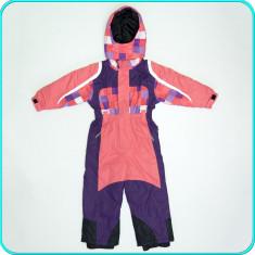Combinezon—salopeta iarna, impermeabila, CUTTING EDGE → fete | 5—6 ani | 116 cm, Marime: Alta, Culoare: Multicolor