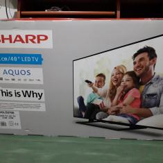 SHARP-LC-40LD270E-101cm/40-LED-TV/PRET-1350-LEI - Televizor LED Sharp, 102 cm, Full HD, Smart TV