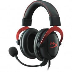 Casti Gaming HyperX Cloud II 7.1 Red - Casca PC Kingston
