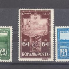 Romania   1932   Sanatoriul  P.T.T.       2A