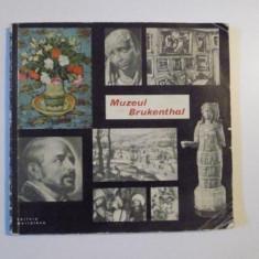 MUZEUL BRUKENTHAL, GALERIA DE ARTA PLASTICA, 1964 - Carte Istoria artei