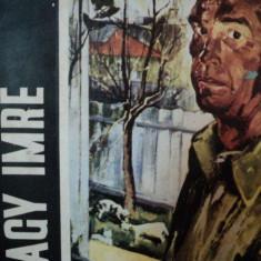 EXPOZITIE RETROSPECTIVA, NAGY IMRE, BUC.1973 - Carte Istoria artei