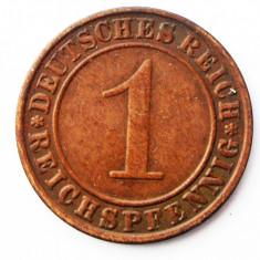 GERMANIA 1 REICHSPFENNIG 1934 A XF **, Europa