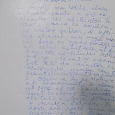 CAMIL BALTAZAR, SCRISOARE CATRE PETRU VINTILA