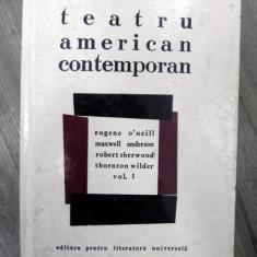 Teatru american contemporan 2 vol - Carte Teatru