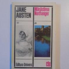 MANASTIREA NORTHANGER de JANE AUSTEN - Roman