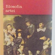 FILOSOFIA ARTEI-HIPPOLYTE TAINE, BUC.1991 - Carte Istoria artei