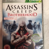 ASSASSIN'S CREED BROTHERHOOD JOC XBOX 360