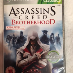 ASSASSIN'S CREED BROTHERHOOD JOC XBOX 360 - Assassins Creed 4 Xbox 360 Ubisoft