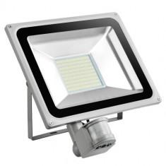 Proiector LED 50W Clasic Senzor SMD5730 - Corp de iluminat, Proiectoare