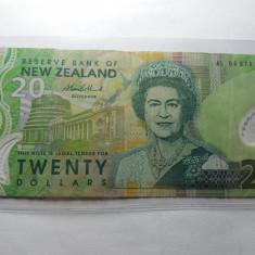 Noua Zeelanda 20 dollars 2002-2004-1