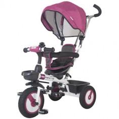 Tricicleta Multifunctionala Rider Violet - Tricicleta copii
