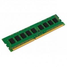 Memorie Kingston 4GB DDR3 1333MHz CL9 1.5v Single Ranked x8 - Memorie RAM