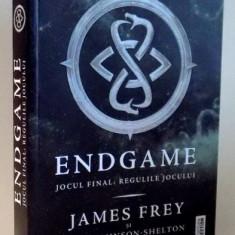 ENDGAME, JOCUL FINAL: REGULILE JOCULUI de JAMES FREY, NILS JOHNSON-SHELTON , 2017