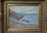 E. Esposito, Pescari la malul marii