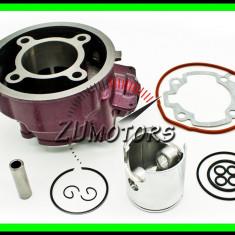 CILINDRU AM6 80 80cc Minarelli AM3 AM4 AM5 Aprilia RS YAMAHA TZR DT Apa - Set cilindri Moto
