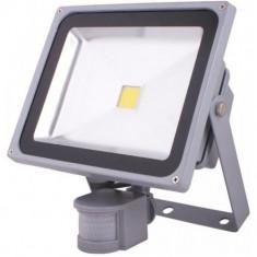 Proiector LED 50W Clasic Senzor - Corp de iluminat, Proiectoare