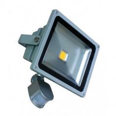 Proiector LED 30W Clasic Senzor - Corp de iluminat, Proiectoare