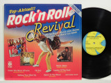 Rock'n Roll Revival (1981, K-Tel) disc vinil LP compilatie rock'n'roll