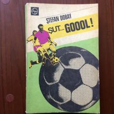 Stefan dobay sut goool carte editura sport turism 1979 fotbal ilustrata hobby