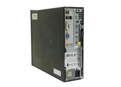 Calculator HP Pro 3300 Desktop, Intel Core i3 Gen 2 2120 3.3 GHz, 4 GB DDR3, 320 GB HDD SATA, DVDRW, Windows 10 Pro, 3 Ani Garantie foto