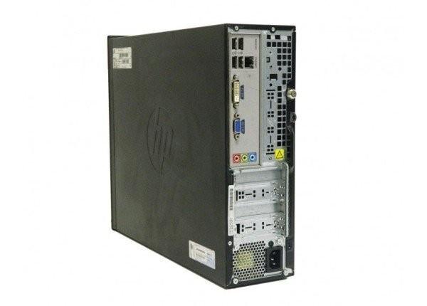 Calculator HP Pro 3300 Desktop, Intel Core i3 Gen 2 2120 3.3 GHz, 4 GB DDR3, 320 GB HDD SATA, DVDRW, Windows 10 Pro, 3 Ani Garantie foto mare