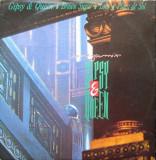 Gipsy & Queen - Megamix (1988, Time R.) disc vinil Maxi Single italo-disco