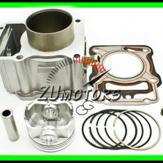 CILINDRU ATV CG250 ZS250 HONDA 250cc PISTON 67MM LIFAN Racire Apa Cross Enduro