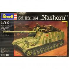 + Macheta 1/72 Revell 03148 - Sd.Kfz. 164 Nashorn Panzerjager + - Macheta auto