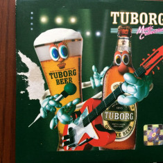 Tuborg Music Collection cd disc muzica pop rock dance electro cat music 2000