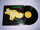 Laserdance - Shotgun (1988, ZYX) disc vinil Maxi Single italo-disco