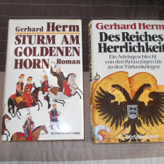 Carti istorice, limba germana,
