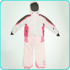 Costum ski—iarna, geaca+salopeta, impermeabil, O'NEILL→ fete| 11—12 ani | 152 cm - Echipament ski O'neill, Copii