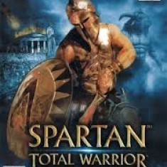 Spartan Total Warrior - PS2 [Second hand] - Jocuri PS2, Actiune, 3+, Single player
