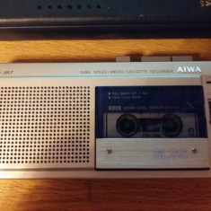 Reportofon AIWA TP-M7 Micro Cassette Recorder - Casetofon