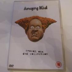 Angry kid - dvd - Film animatie, Engleza