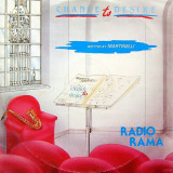 Radiorama - Chance To Desire 1985 disc vinil Maxi Single italo-disco hit