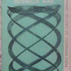 Teoria Optimizarii Sistemelor Mari - Leon S. Lasdon, 409164 - Carte Matematica
