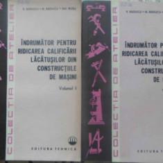 Indrumator Pentru Ridicarea Calificarii Lacatusilor Din Const - V.raducu N.raducu Gh.rusu, 409215