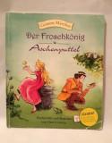 Carte pt copii, in limba germana, Der Froschkonig si Aschenputtel, Fratii Grimm
