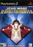 Star Wars - Jedi Starfighter - PS2 [Second hand], Simulatoare, 3+, Multiplayer