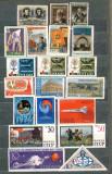Rusia - timbre nestampilate deparaiate  MNH/MH