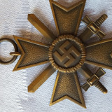 Crucea de Merit de razboi clasa a 2-a cu spade, Europa