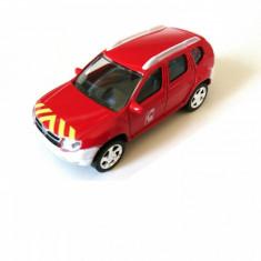 bnk jc Dacia Duster - Pompieri - Norev - 1/64