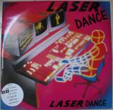 Laserdance - Laserdance / Mars invaders Remix disc vinil Maxi Single italo-disco