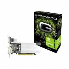 Placa video GAINWARD NVIDIA, GT610-1024MB-HDMI-DVI, 1GB DDR3, 64 bit, Core Clk: 810, 535 (DDR1070), VGA, DVI, HDMI, Heatsink bulk - Placa video PC Gainward, PCI Express