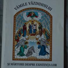 Protos. Nicodim Măndiţă - Vămile văzduhului şi mărturii despre existenţa lor - Carti ortodoxe